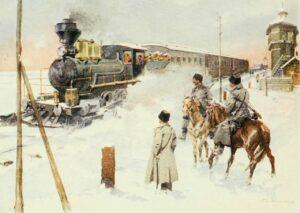 chemin de fer provincial en Russie par Hugh Stewart, 1913 https://archive.org/stream/provincialrussia00stewuoft/provincialrussia00stewuoft#page/n48/mode/1up